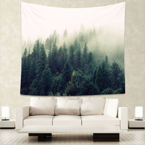 Relaxing Forest Tapestry