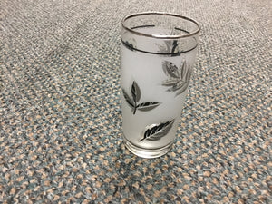Glass Leaf Shot Glass