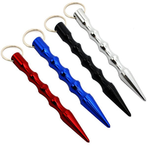 4 Pcs Self-defence key chain