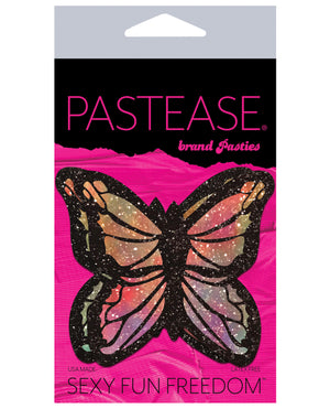 Pastease Glitter Butterfly - Rainbow O-s