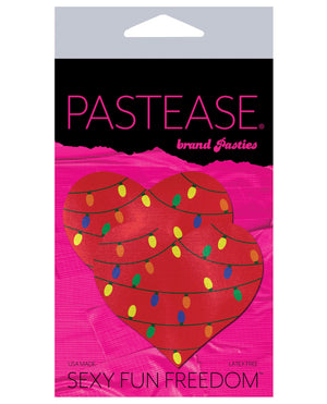 Pastease Christmas String Lights Heart - Mutlicolor O-s