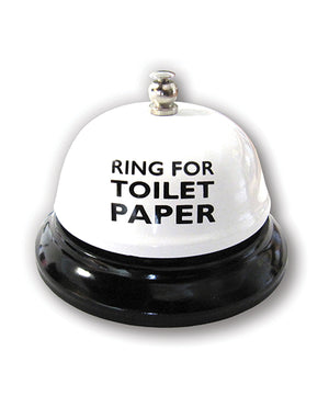 Ring For Toilet Paper Emergency Bell