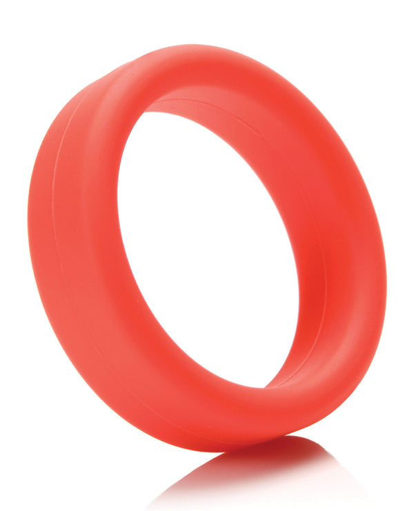 "Tantus 1.5"" Supersoft C Ring - Red"