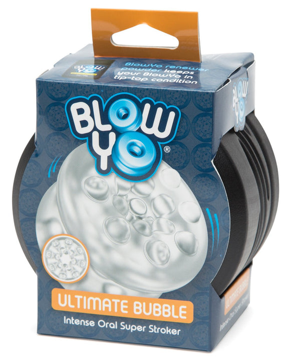 Blowyo Ultimate Bubble Stroker