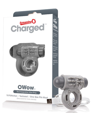 Screaming O Charged Owow Vooom Mini Vibe - Grey