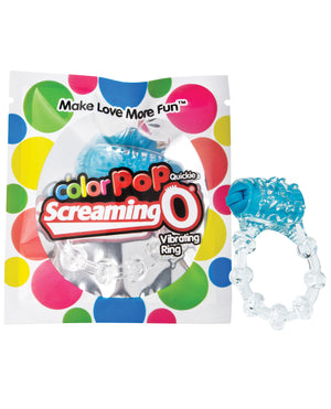 Screaming O Color Pop Quickie - Blue