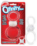 Screaming O Ofinity Plus - Clear