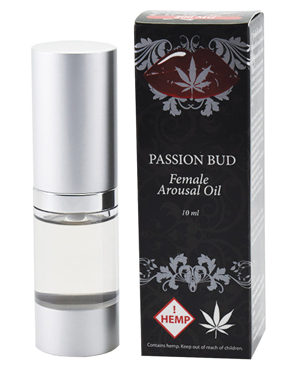 Passion Bud Female Arousal Oil - 10ml