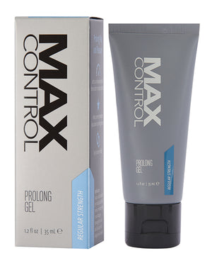 Max Control Prolong Gel Regular Strength - 1.2 Oz