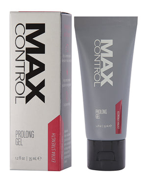 Max Control Prolong Gel Extra Strength - 1.2 Oz