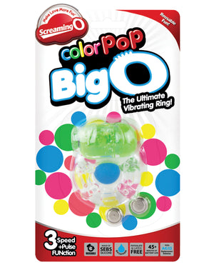 Screaming O Color Pop Big O - Green