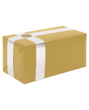 Gift Wrapping For Your Purchase (gold W-white Ribbon) -extra Day To Ship