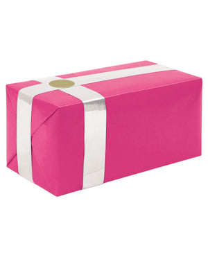 Gift Wrapping For Your Purchase (hot Pink W-white Ribbon)-extra Day To Ship