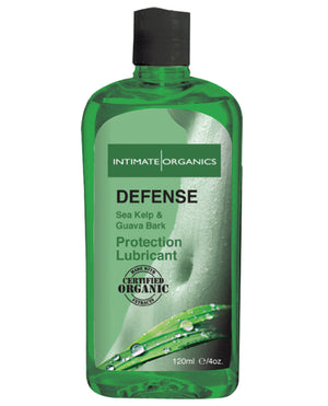 Intimate Earth Defense Anti-bacterial Lubricant - 120 Ml