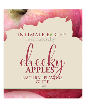 Intimate Earth Oil Foil - 3ml Cheeky Apples