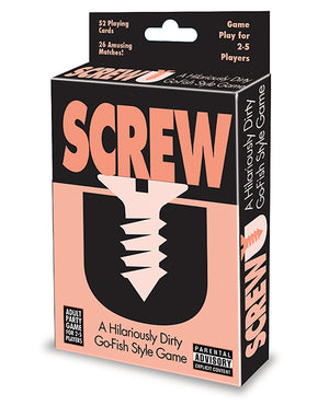 Screw Card Game