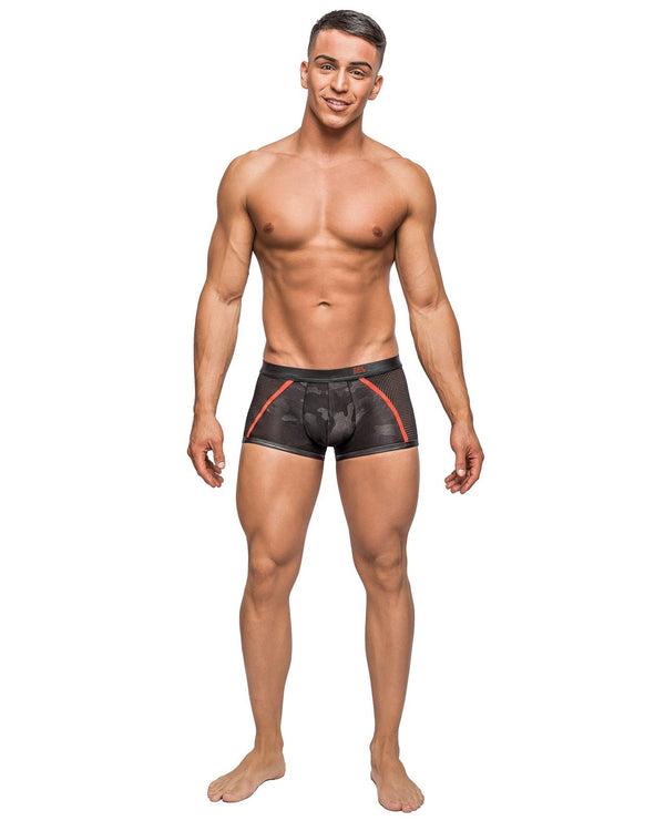 Camo Sport Net Sport Short Black Xl