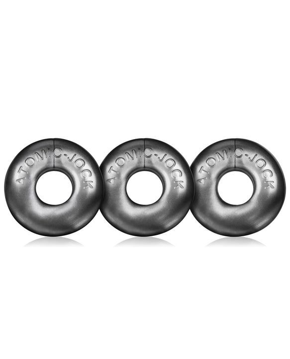 Oxballs Ringer Donut 1 - Steel Pack Of 3