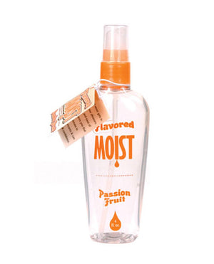 Flavored Moist - 4 Oz Passion Fruit