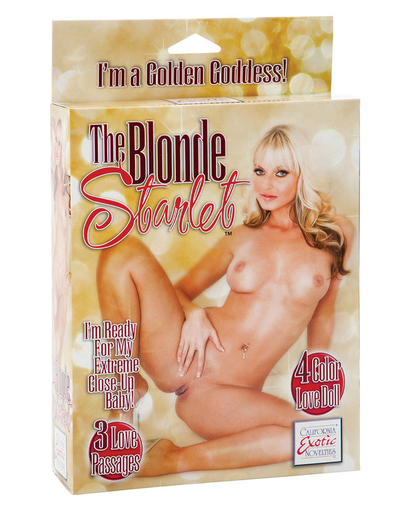 The Blonde Starlet Doll