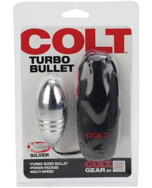 Colt Turbo Bullet - Silver