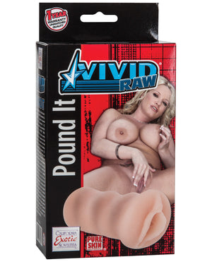 Vivid Raw Pound It - Ivory