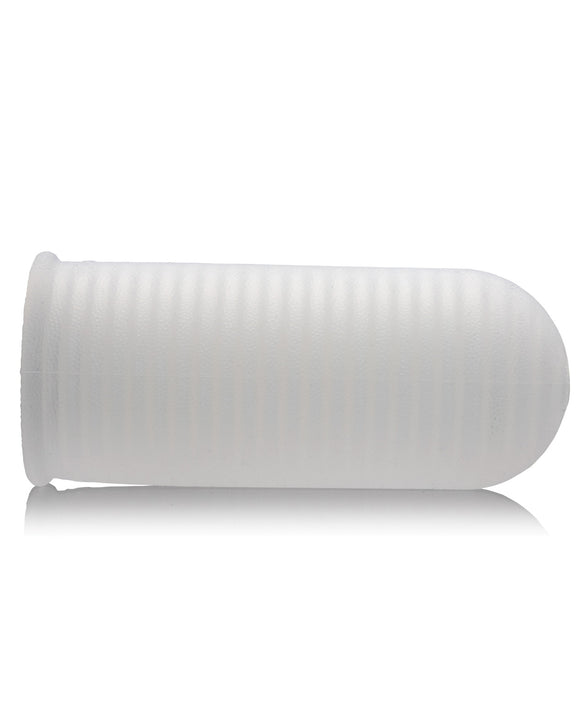 Palm-tec Ultra Grip Ribbed Silicone Masturbator