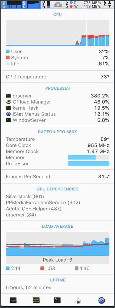 SATA SSD Speed with HDE