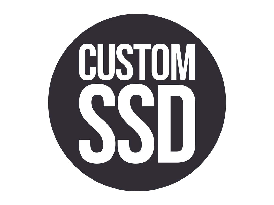 Film Drives 'CUSTOM SSD'
