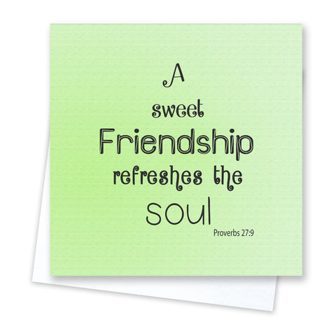Sweet Friendship Card
