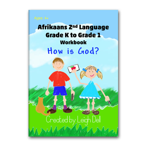 Afrikaans Grade One Theme 1 Workbook