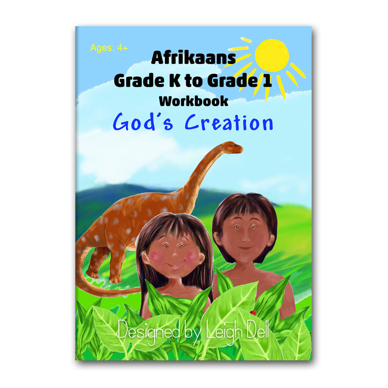Afrikaans Grade One Theme 2 Workbook
