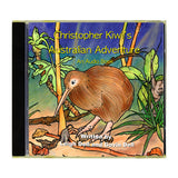 Christopher Kiwi's Australian Adventure - Audiobook