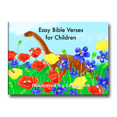'Easy Bible Verses for Children' Graded Reader