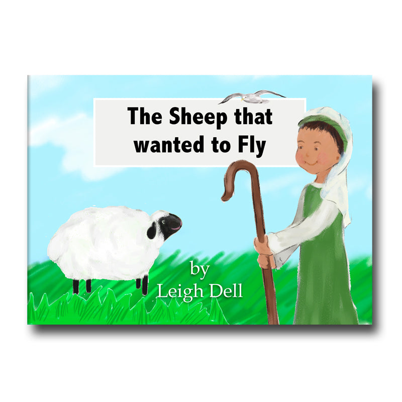 The Sheep that wanted to Fly