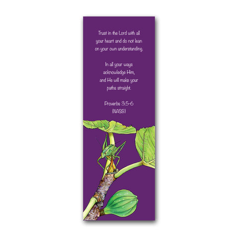 Katydid Bookmark