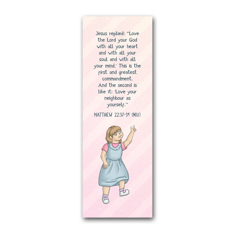 Love the Lord Bookmark