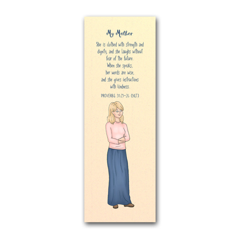 Mother Bookmark