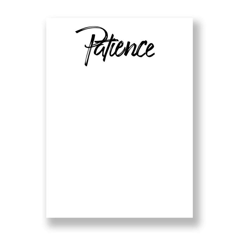Patience Pad