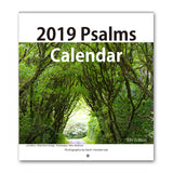 2019 Psalms Wall Calendar