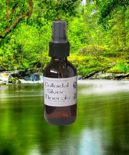 100ml Colloidal Silver in Spray Bottle