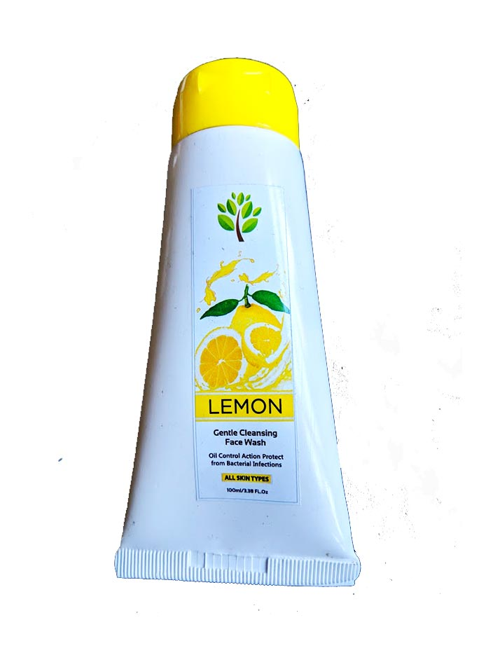 Moringa Lemon Face Wash