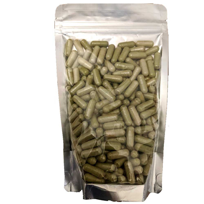 Wheatgrass in Vegetable Capsules