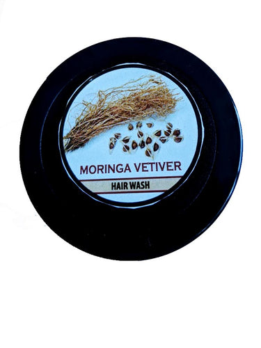 Moringa Vetiver Hair Wash