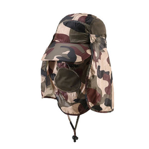Shop.Mall.University-Designed Camouflage Hunting Hat
