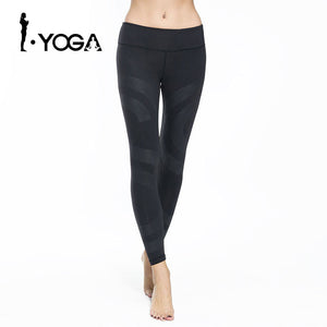 IYoga Breathable/Quick Dry Fitness Yoga Pants
