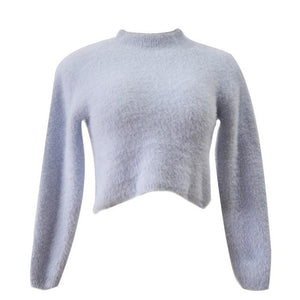 L.S.W Brand Plush Hand Knitted Sweater