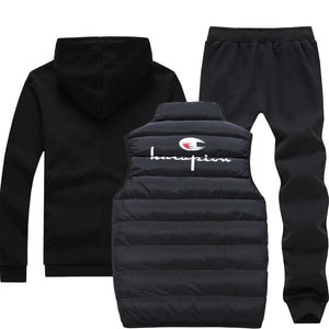 Shop.Mall.University-3 Piece Warm Fleece Branded Gear Set, , Shop Mall University. All at a low price to help you save money and live great! Only here at - Shop Mall University