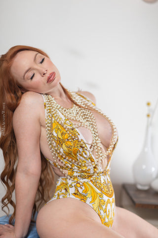 Golden Pearls - 24 HD Photoset!