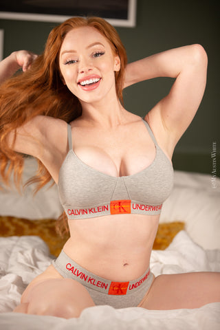 Lazy Ginger - 37 HD Photoset